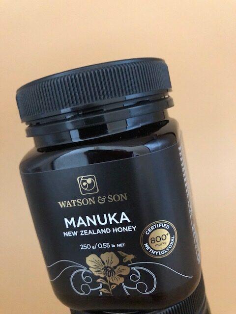 マヌカハニーでウィルス対策も、腸内環境改善も!