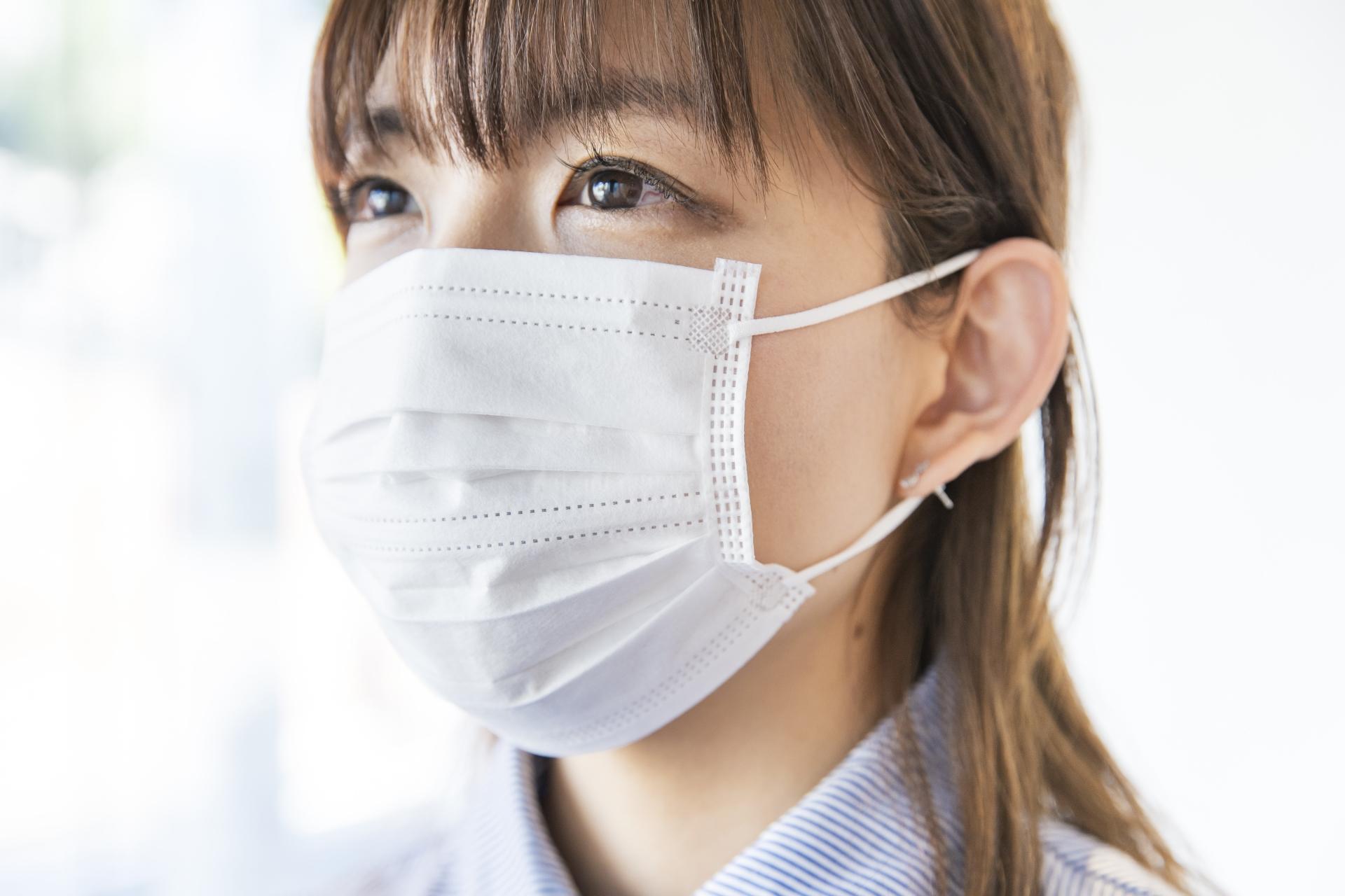 マスク生活の意外な影響とは?